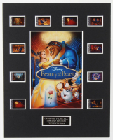 """Beauty & The Beast"" LE 8x10 Custom Matted Original Film / Movie Cell Display at PristineAuction.com"