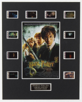"""Harry Potter & The Chamber of Secrets"" LE 8x10 Custom Matted Original Film / Movie Cell Display at PristineAuction.com"