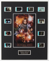 """Rogue One"" LE 8x10 Custom Matted Original Film / Movie Cell Display at PristineAuction.com"