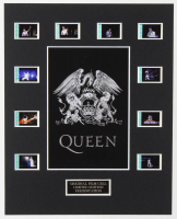 """Queen"" LE 8x10 Custom Matted Original Film / Movie Cell Display at PristineAuction.com"