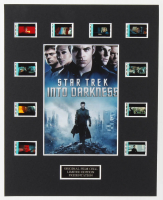 """""""Star Trek: Into Darkness"""" LE 8x10 Custom Matted Original Film / Movie Cell Display at PristineAuction.com"""