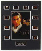 """The Godfather Part II"" LE 8x10 Custom Matted Original Film / Movie Cell Display at PristineAuction.com"