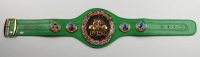Mike Tyson Signed Full-Size WBC Heavyweight Championship Belt (JSA COA) at PristineAuction.com
