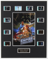 """Star Wars Episode V: The Empire Strikes Back"" LE 8x10 Custom Matted Original Film / Movie Cell Display at PristineAuction.com"