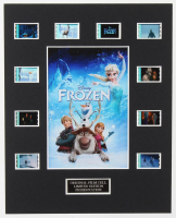 """Frozen"" LE 8x10 Custom Matted Original Film / Movie Cell Display at PristineAuction.com"