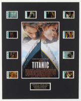 """Titanic"" LE 8x10 Custom Matted Original Film / Movie Cell Display at PristineAuction.com"