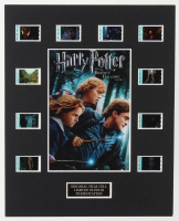 """""""Harry Potter & The Deathly Hallows Part 1"""" LE 8x10 Custom Matted Original Film / Movie Cell Display at PristineAuction.com"""