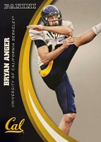 2015 Panini Collegiate Series California Golden Bears Blaster Box with (10) Packs at PristineAuction.com