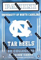 2016 Panini Collegiate Series North Carolina Tar Heels Blaster Box with (10) Packs at PristineAuction.com