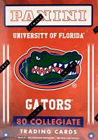 2015 Panini Collegiate Florida Gators Multi-Sport Blaster Box with (10) Packs at PristineAuction.com