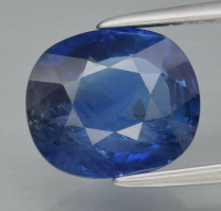3.40ct Natural Loose Blue Sapphire (GIA Certificate) at PristineAuction.com