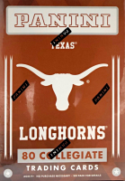 2015 Panini Collegiate Series Texas Longhorns Blaster Box with (10) Packs at PristineAuction.com