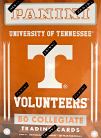 2016 Panini Collegiate Series Tennessee Volunteers Blaster Box with (10) Packs at PristineAuction.com