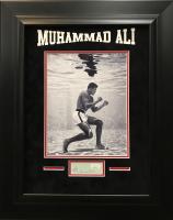 Muhammad Ali Signed 17x21 Custom Framed Cut Display (JSA LOA) at PristineAuction.com
