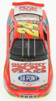 Jeff Gordon #24 DuPont 2002 Monte Carlo Elite 1:24 Scale Die Cast Car at PristineAuction.com