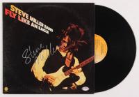 "Steve Miller Signed Steve Miller Band ""Fly Like an Eagle"" Vinyl Record Album (PSA Hologram) at PristineAuction.com"