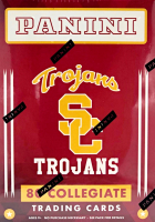 2015 Panini Collegiate Series USC Trojans Blaster Box with (10) Packs at PristineAuction.com
