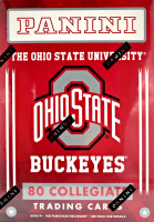 2015 Panini Collegiate Series Ohio State Buckeyes Blaster Box with (10) Packs at PristineAuction.com