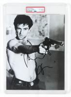 "Robert De Niro Signed ""Taxi Driver"" 8.5x11 Photo (PSA Encapsulated) at PristineAuction.com"