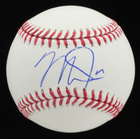 Mike Trout Signed OML Baseball (PSA Hologram) at PristineAuction.com