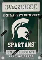 2016 Panini Collegiate Series Michigan State Spartans Blaster Box with (10) Packs at PristineAuction.com