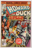 "Ed Gale Signed 1976 ""Howard The Duck"" Issue #6 Marvel Comic Book Inscribed ""Can You Keep A Secret"" & ""Howard"" (PSA Hologram) at PristineAuction.com"