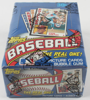 1984 Topps Baseball Wax Box (BBCE Certified) at PristineAuction.com