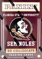 2015 Panini Collegiate Series Florida State Seminoles Blaster Box with (10) Packs at PristineAuction.com