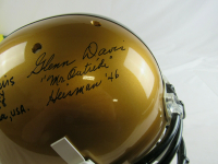 Glenn Davis, Doc Blanchard & Pete Dawkins Signed West-Point Authentic On-Field Full-Size Helmet with Multiple Inscriptions (JSA LOA) at PristineAuction.com