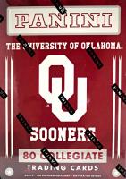 2016 Panini Collegiate Series Oklahoma Sooners Blaster Box with (10) Packs at PristineAuction.com