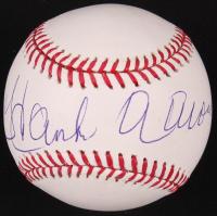 Hank Aaron Signed OML Baseball (JSA ALOA) at PristineAuction.com
