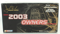Mark Martin Signed LE #6 Viagra 2003 Ford Taurus 1:24 Scale Die Cast Car With Owners Series Coin (JSA COA) at PristineAuction.com