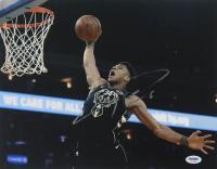 Giannis Antetokounmpo Signed Bucks 11x14 Photo (PSA COA) at PristineAuction.com