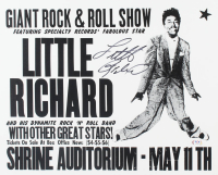 Little Richard Signed 16x20 Photo (PSA Hologram) at PristineAuction.com