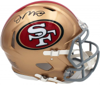 Joe Montana Signed 49ers Full-Size Authentic On-Field Speed Helmet (Montana Hologram) at PristineAuction.com