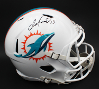 Dan Marino Signed Dolphins Full-Size Speed Helmet (Fanatics Hologram) at PristineAuction.com