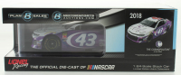 "Darrell ""Bubba"" Wallace Jr. Signed LE #43 The Cosmopolitan of Las Vegas 2018 Camaro 1:24 Scale Die Cast Car (JSA COA) at PristineAuction.com"
