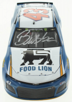 "Darrell ""Bubba"" Wallace Jr. Signed LE #43 Food Lion 2018 Camaro 1:24 Scale Die Cast Car (RCCA COA & JSA COA) at PristineAuction.com"