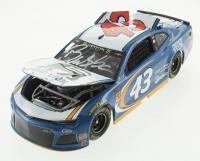 "Darrell ""Bubba"" Wallace Jr. Signed LE #43 Food Lion 2018 Camaro 1:24 Scale Die Cast Car (RCCA COA & JSA COA) at PristineAuction.com"