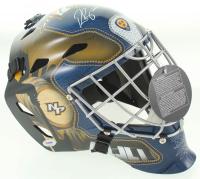 Pekka Rinne Signed Predators Full-Size Hockey Goalie Mask (PSA COA) at PristineAuction.com