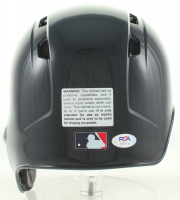 Rafael Devers Signed Red Sox Authentic On-Field Full-Size Batting Helmet (PSA COA) at PristineAuction.com