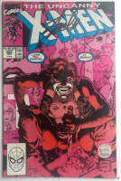 "Stan Lee Signed 1990 ""The Uncanny X-Men"" Issue #260 Marvel Comic Book (Lee COA) at PristineAuction.com"