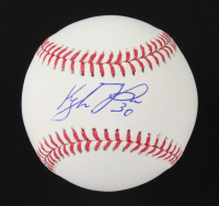 Kyle Tucker Signed OML Baseball (JSA COA) at PristineAuction.com