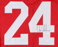 Chris Chelios Signed Jersey (JSA COA) at PristineAuction.com