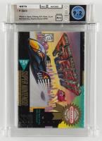 "1991 ""F-Zero"" Nintendo SNES Video Game (WATA 9.2) at PristineAuction.com"