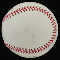 "David Freese Signed 2011 World Series Baseball Inscribed ""World Series MVP"" (JSA COA) at PristineAuction.com"