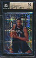 Tim Duncan 1997 Bowman's Best Picks Atomic Refractors (BGS 10) at PristineAuction.com