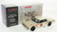 Dale Earnhardt LE #8 1st Asphalt Win 1964 Chevelle 1:24 Die Cast Car at PristineAuction.com