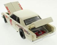 Dale Earnhardt LE #8 1st Asphalt Win 1964 Chevelle 1:24 Die Cast Car at PristineAuction.com