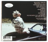 "Pink Signed ""Beautiful Trauma"" CD Album Sleeve (JSA COA) at PristineAuction.com"